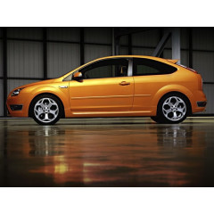 Пороги ST для Ford Focus 2  3D ABS