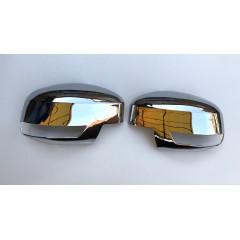 Хром накладки на зеркала (полные)