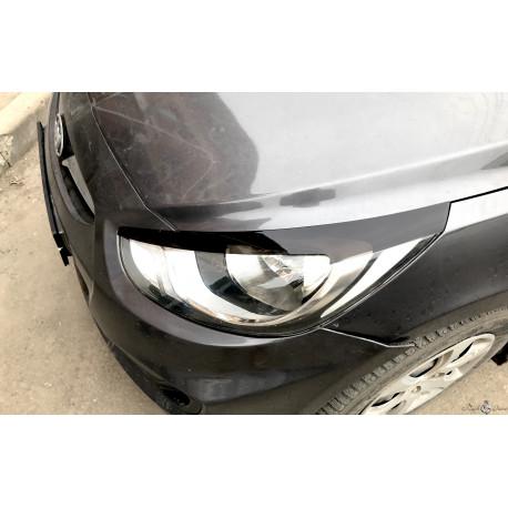 Реснички Hyundai SOLARIS (2017-2019)