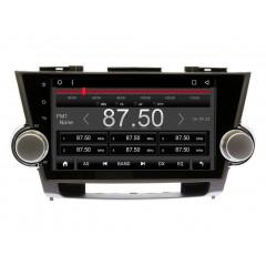 Магнитола Toyota Highlander 2008-2013
