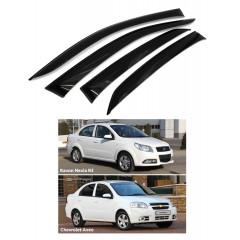 Дефлекторы окон для Chevrolet Aveo I - Ravon R3 (Nexia)