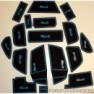 Коврики в ниши и карманы для FORD FOCUS 3 (2015-2018)