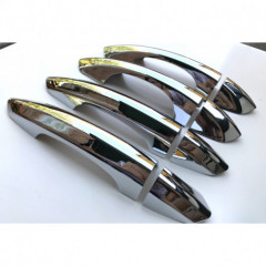 Хром. накладки на ручки MONDEO V