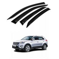 Дефлекторы окон для Hyundai Creta 2016+