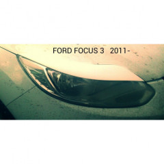 Реснички для FORD FOCUS 3 (12-15)