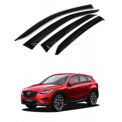 Дефлекторы окон для Mazda CX-5 2012 - 2016