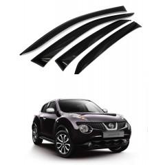 Дефлекторы окон для Nissan Juke с 2010 г.