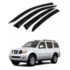 Дефлекторы окон для Nissan Pathfinder R51 2004 - 2014
