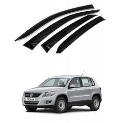 Дефлекторы окон для Volkswagen Tiguan 2007-2017