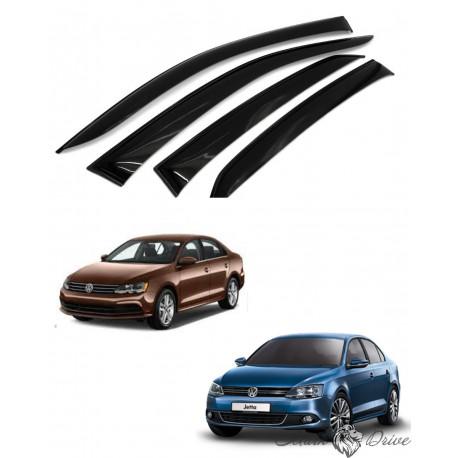 Дефлекторы окон для Volkswagen Jetta VI 2010- 2018