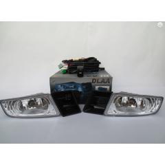 Комплект ПТФ DEPO для Honda Civic 4D (2006-2008)