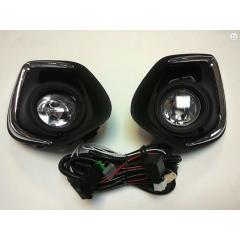 Противотуманные фары для Mitsubishi ASX (2013-) с проводами и выкл.