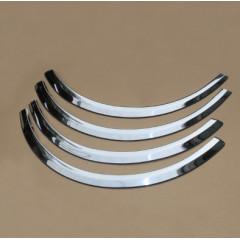 Хром.накладки на арки колес