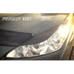 Реснички на фары PEUGEOT 4007 2010-2012