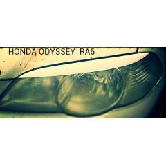 Реснички на фары HONDA ODYSSEY RA6 1999-2003
