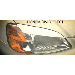 Реснички на фары HONDA CIVIC ES1 2000-2005