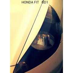Реснички на фары HONDA FIT GD1 2001-2007