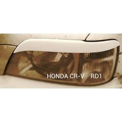 Реснички на фары HONDA CR-V RD1 1995-2001