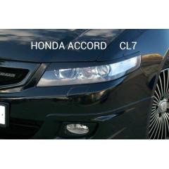 Реснички на фары HONDA ACCORD CL7 2002-2008
