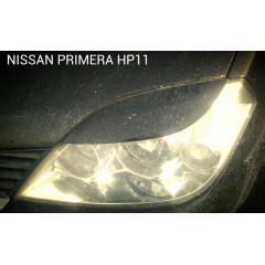 Реснички на фары NISSAN PRIMERA HP12
