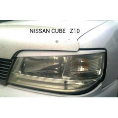 Реснички на фары NISSAN CUBE Z10