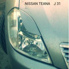 Реснички на фары NISSAN TEANA J31