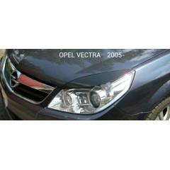 Реснички на фары OPEL Vecta C