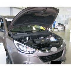 Упоры капота для Hyundai ix35