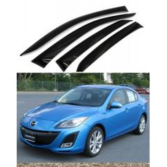 Дефлекторы окон для Mazda 3 2004-2009 г. BK