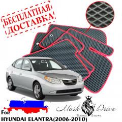 Коврики в салон EVA Hyundai ELANTRA (2006-2010)