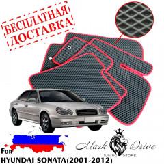 Коврики в салон EVA Hyundai SONATA (2001-2012)