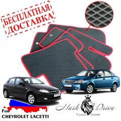 Коврики в салон EVA Chevrolet LACETTI
