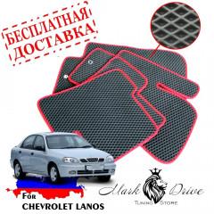 Коврики в салон EVA Chevrolet Lanos