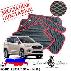 Коврики в салон EVA Ford Kuga (2016-2020)