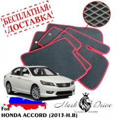 Коврики в салон EVA Honda ACCORD (2013-2020)