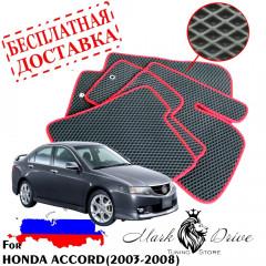 Коврики в салон EVA Honda ACCORD (2003-2008)