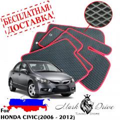 Коврики в салон EVA Honda CIVIC SEDAN (2006-2012)