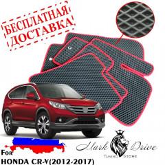 Коврики в салон EVA Honda CR-V (2012-2017)