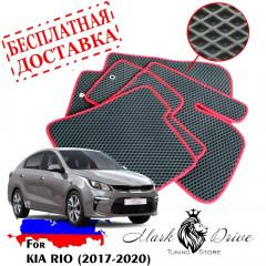 Коврики в салон EVA Kia Rio 4 (2017-2020)
