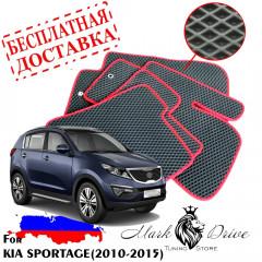 Коврики в салон EVA Kia Sportage (2010-2015)