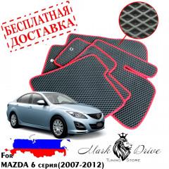 Коврики в салон EVA Mazda 6 СЕРИЯ (2007-2012)