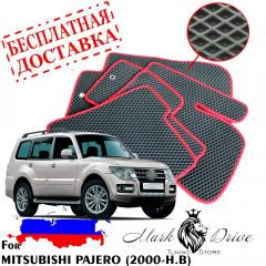 Коврики в салон EVA Mitsubishi Pajero