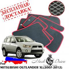 Коврики в салон EVA Mitsubishi  OUTLANDER XL (2007-2012)
