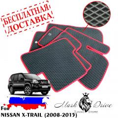 Коврики в салон EVA Nissan X-trail T31 (2007-2015)