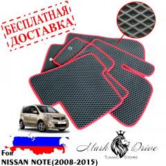 Коврики в салон EVA Nissan Note