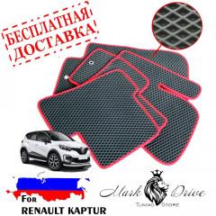 Коврики в салон EVA Renault Kaptur