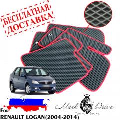 Коврики в салон EVA Renault Logan (2004-2014)