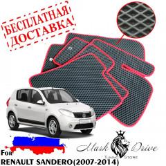 Коврики в салон EVA Renault Sandero (2007-2014)